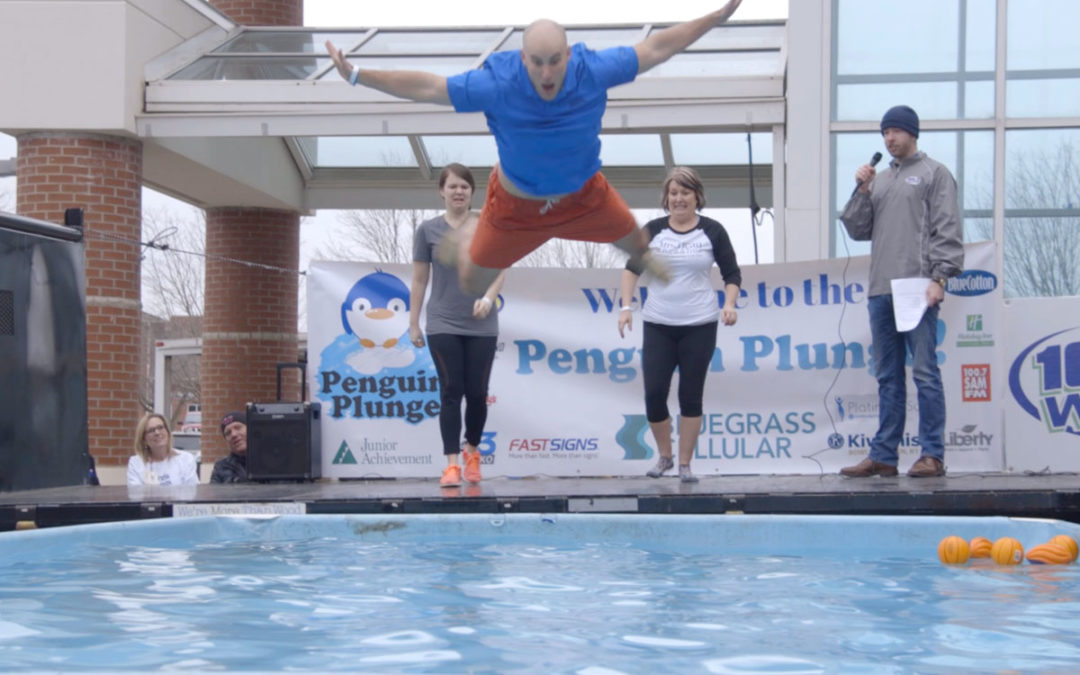 Junior Achievement Penguin Plunge