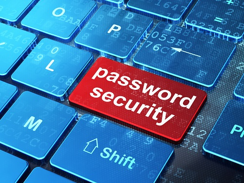 Strong Passwords Protect Against Identity Theft